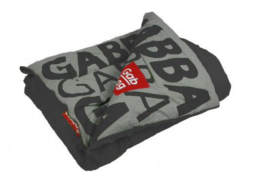 <div>Il Gabbag® è versatile! I sacchi a pelo colorati gabbag sono confezionati in cotone resistente e sono anche utilizzabili come coperta. La cerniera a doppia via fornisce la massima ventilazione, le fibre cave dell'imbottituraassicurano piacevole calore e isolamento.</div>  (Immagine 2 di 4)