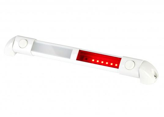 Aqua signal calvi lampada a led bianco caldo rosso solo