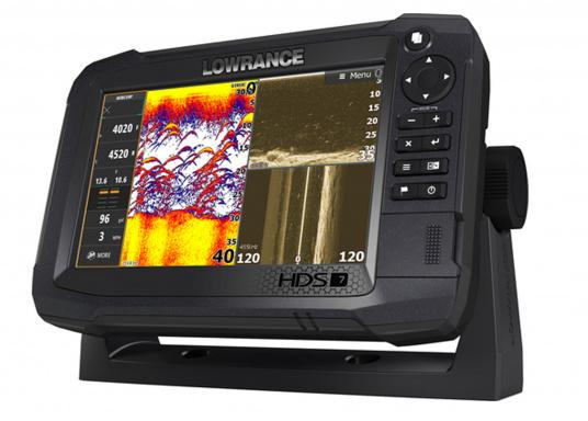 Le tout NOUVEAU Lowrance High Definition System (HDS), associe un meilleur afficheur à écran tactile avec un processeur optimisé, doté d'une technologie avancée pour la détection de poissons, (Image 2 de 3)