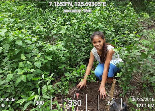 SVB hat das Aufforsten in sein Programm aufgenommen und sich als Partner die MAMA EARTH Foundation ausgewählt, welche bereits über eine Million Mangroven im Golf von Davao/Philippinen gepflanzt hat. (Bild 19 von 27)