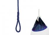 Bild von Fenderleine 2,60 m / marineblau