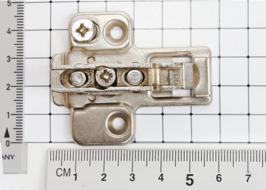 <div>Originale Clip-On Scharniere und dazugehörige Montageplatten von Bavaria. Erhältlich in verschiedenen Ausführungen.</div>  (Bild 36 of 36)