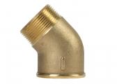Imágen de Elbow piece 45° IG / AG 1 1/2