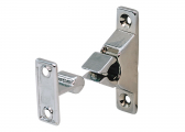 Image of Door Catches, chrome-plated brass