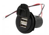 Image of Power USB Dual-Socket