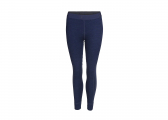 Image of Ladies pants MERINO / navy blue