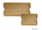 Bild von Holz-Schneidebrett für Kocher ORIGO