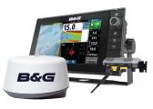 "Voir ZEUS2 9"" avec module WiFi GoFree et antenne radar 3G"