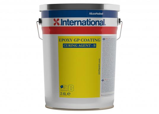 Epoxy GP Coating is an excellent primer for pre-treated steel, aluminum, plywood and molded constructions. It can be finished by airless spraying, brush, roller or conventional sprayers with two-component products. (Image 2 of 2)