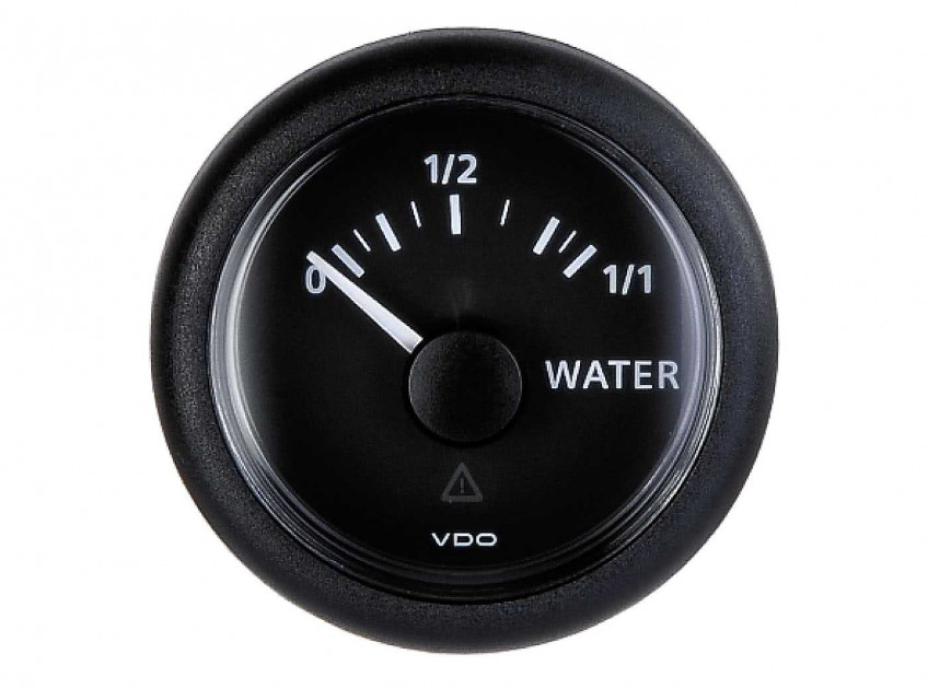 VDO Viewline Freshwater Gauge from 199,95 € buy now | SVB Yacht and ...