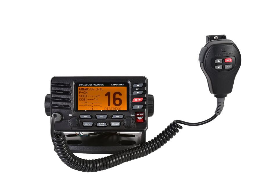 STANDARD HORIZON VHF DSC Marine Radio GX1700E only 299,95 € buy now ...